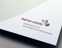 Marina Scholtz | Therapie, Beratung, Schulung