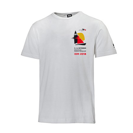 T-shirt IDM Flying Dutchman 2018