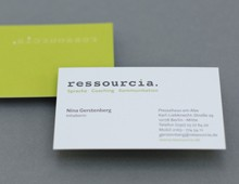 ressourcia.   Sprache   Coaching   Kommunikation