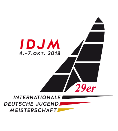 Event-Logo Internationale Jugend-Meisterschaft 29er 2018